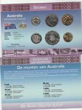 Muntset Kon.Ned.Munt Oceania UNC - Australia