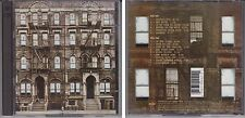 LED ZEPPELIN Physical Graffiti 1994 Swan Song 2 CD Custard Pie Kashmir 70s Rock