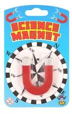 Science Magnet Horse Shoe Educational Toy  Kids Fun Activity