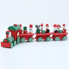 Décorations de Noël Pour Noël trains garçons enfants jouets éducatifs