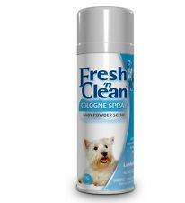 Fresh Clean Cologne for Dog - Bady Powder Scents 6oz