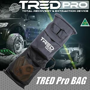 TRED - PRO TOTAL RECOVERY STORAGE CARRY TPBAG FOR DEVICE 4X4 4WD MUDTRAX TREDS T