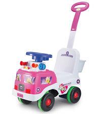 Rutschauto in ROSA KP2393 Rutschfahrzeug Lauflernwagen Lauflern Kinderfahrzeug