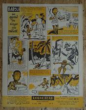 LOUVETEAU / REVUE SCOUT DE FRANCE - 5 mai 1957 n°9 / SCOUTISME