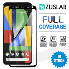 For Google Pixel 4 XL 3 XL 2 ZUSLAB Full Cover Tempered Glass Screen Protector