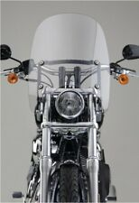 National Cycle Spartan Quick Release Windshield for Harley-Davidson N21201 19 in