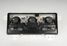 GM OEM 15-72682 HVAC Control Panel 09376433 01-04 Alero W/Rear Defroster