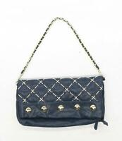 Dorothy Perkins Check Black Synthetic Faux Leather Womens Bag