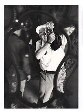 PHOTO Photographe Photographié Autoportrait Pierre Leimgruber Miroir Vers 1960