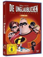 Die Unglaublichen - The Incredibles [2 DVDs](Walt Disney + Pixar)[DVD/NEU/OVP]