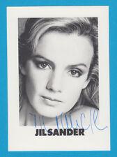 Jil Sander -  deutsche Modedesignerin - # 16264