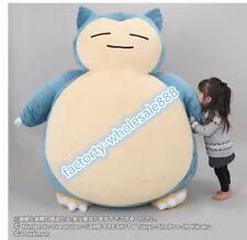 """59"""" Pokemon GO  Giant Snorlax Kabigon OA carpet Filled Bed Sofa toys 150cm"""