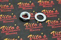 Vito's Crank Gear Nut + Conical Spring Washer Main Gear Yamaha Banshee 1987-2006