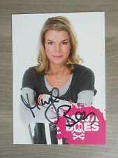 Mirja Boes original handsignierte Autogrammkarte!!!