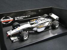 Minichamps McLaren Mercedes MP4/14 1999 1:18 #1 Mika Hakkinen (FIN) (JS) NM