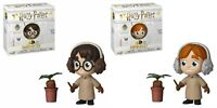 Funko 5 Star Vinyl Figure Harry Potter & Ron Weasley (Herbology) Set NEW