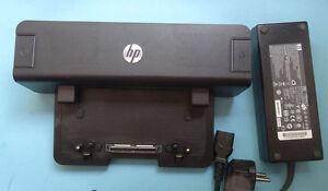 Docking Station HP EliteBook 8560p 8440W 8560w 8570p 8570w 8740p 8760p 8440p