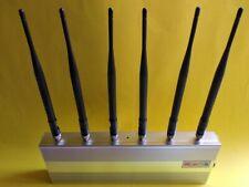 JAMMER SIGNAL Bloker GSM / CDMA / DCS / 3G / 4G / WIFI