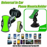 Universal Dashboard Mount Car Van Truck sticky Holder For Samsung Various Phones