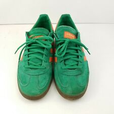 Adidas Handball Spezial BD7620 St. Patricks Green Orange Size 10 Gum Sole Shoes