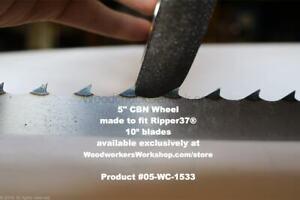 CBN Sharpening Wheel 10 deg Ripper37®