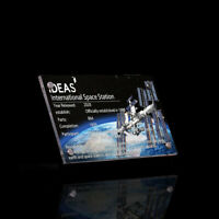 Display plaque For LEGO International Space Station 21321( AUS Top Rated Seller)
