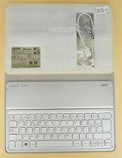 for Acer Iconia Tab W701 KT-1252 Bluetooth Dock keyboard case Portuguese Teclado