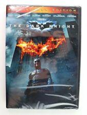 The Dark Knight (DVD, 2008, Full Frame) Heath Ledger New Sealed