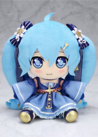 Gift Snow Miku Hatsune Twinkle Snow Ver. Plush 20cm Doll Stuffed toy from JAPAN