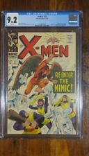 X-Men #27  Dec 1966  CGC 9.2   White Pages