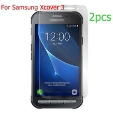 2pcs Tempered Clear Glass Screen Protector For Samsung Galaxy Xcover 3 G388F