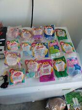 McDonald's Barbie Toys Lot Of 17