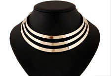 Fashionable Multilayer Women Statement Necklace