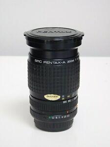 Pentax A SMC 35-105 f3.5 The bag of primes lens Excellent condition