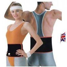 Neoprene WAIST SUPPORT Lower Back Pain Belt Brace Body Lumbar support back