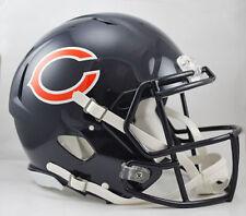 CHICAGO BEARS NFL Riddell SPEED Full Size AUTHENTIC Football Helmet