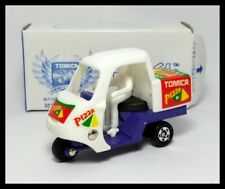 TOMICA 30TH Lottery Pizza Delivery Bike 82 TOMY Diecast Car NEW