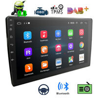 "9"" 2Din Android 9.1 Quad-core Car Dashboard Stereo Radio Wifi GPS Touch Screen"