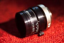 MINT Schneider Xenoplan 28mm f/2.0 C-mount lens machine vision 28  2.0 C  0511