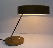 Minimalistische gr. SIS Leuchte Arbeitsplatzlampe Schreibtischlampe Lampe 60er