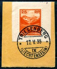 LIECHTENSTEIN 1933 119 gestempelt TADELLOS+ SCHÖN 110€(A9251