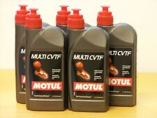 12,-€/l  Motul Multi CVTF 5 x 1 Ltr CVT transmission oil