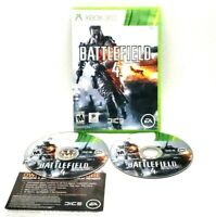 Battlefield 4 Microsoft Xbox 360 Very Good No Manual 2004 EA Dice Frostbite 3