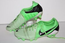 Nike CTR360 Trequartistas III FG Soccer Cleats, #525162-303, Lime/Blk, Mens 6.5