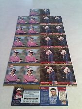 *****Scott Simpson*****  Lot of 38 cards.....3 DIFFERENT / Golf