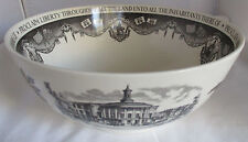 "HISTORIC WEDGWOOD 9-1/2"" PHILADELPHIA DISPLAY BOWL - BRAND NEW IN BOX"