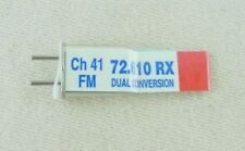 Airtronics DC 72Mhz  FM Receiver Crystal - CH41 72.610
