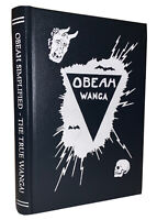 OBEAH SIMPLIFIED, THE TRUE WANGA!, OCCULT, CROWLEY, WITCHCRAFT, 1 of only 193