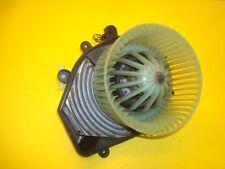 99 00 01 AUDI A4 1.8L TURBO M/T HEATER BLOWER MOTOR W/ FAN ASSEMBLY OEM