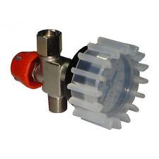 Manometro Walcom regolatore per flusso aria compressa bar pressione verniciatura
